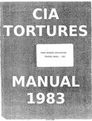 CIA TORTURES MANUAL 1983