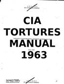 CIA TORTURES MANUAL 1963