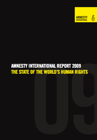 Amnesty International Report 2009