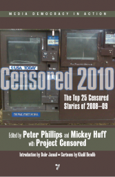 Censored News 2010